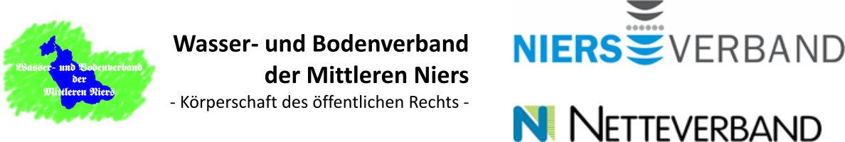24.04.2015: Netteverband, Wasser- und Bodenverband der Mittleren Niers und Niersverband kooperieren für den Gewässerschutz