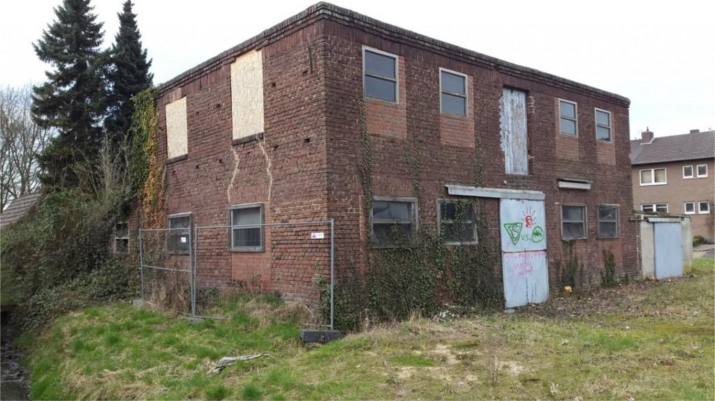 Gebäudebestand Rothweg