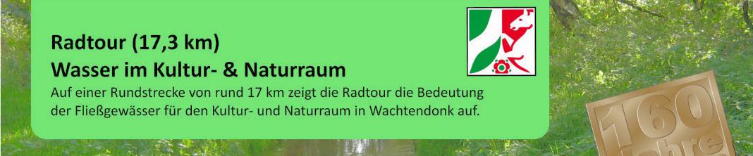 """16.09.2018: Radtour """"Wasser in  Kultur- und Naturraum rund um Wachtendonk"""""""